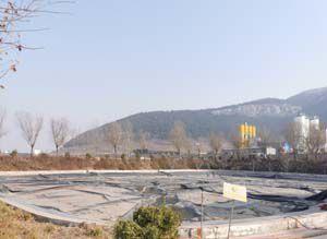 东平县生活垃圾填埋场垃圾渗滤液处理工程