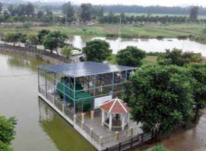 吕塘美丽乡村建设农村污水处理项目