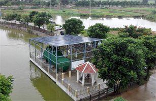 """我司""""分布式智慧节能型农村生活污水处理设备""""入选《农村生活污水处理优秀设备参考名录》"""